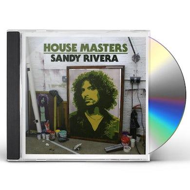 HOUSE MASTERS: SANDY RIVERA CD
