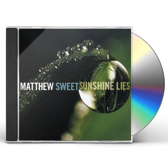 Matthew Sweet SUNSHINE LIES CD