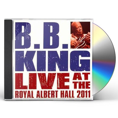 B.B. King LIVE AT THE ROYAL ALBERT HALL 2011 CD
