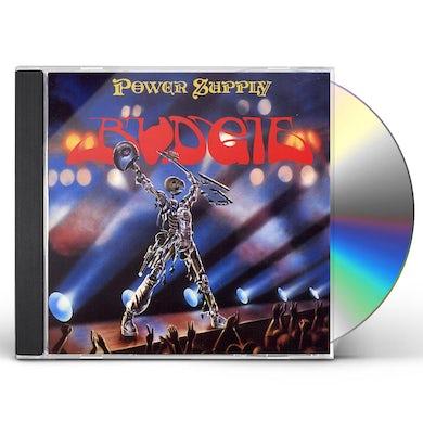 Budgie POWER SUPPLY CD