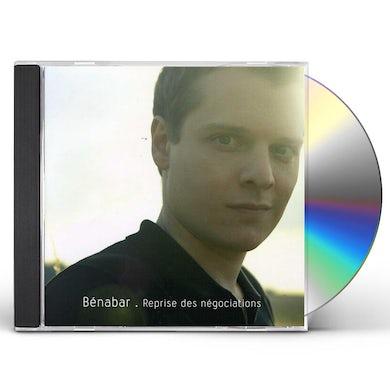 REPRISE DES NEGOCIATIONS CD