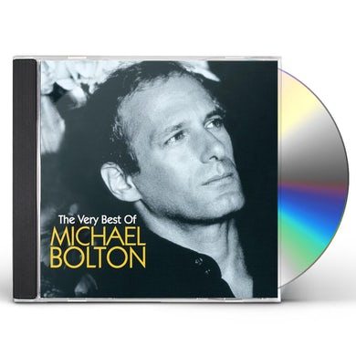 MICHAEL BOLTON THE VERY BEST CD