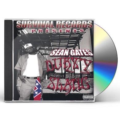 Sean Gates DURTY SLANG CD