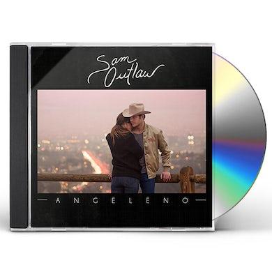 Sam Outlaw ANGELENO CD
