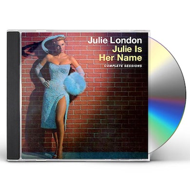 Julie London JULIE IS HER NAME: THE COMPLETE SESSIONS CD