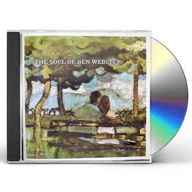 Ben Webster SOUL OF CD
