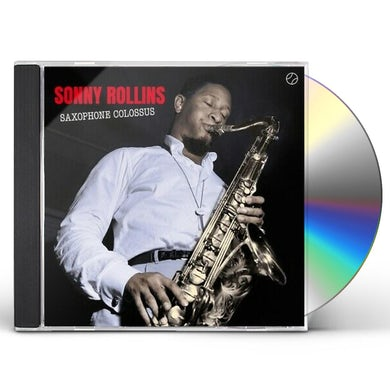Sonny Rollins SAXOPHONE COLOSSUS: COMPLETE LP / WORK TIME CD