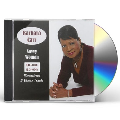Barbara Carr SAVVY WOMAN: DELUXE EDITION CD