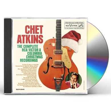 Chet Atkins Complete RCA Victor & Columbia Christmas Recordings CD