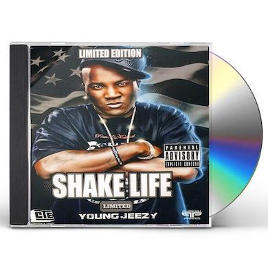 Jeezy SHAKE LIFE CD