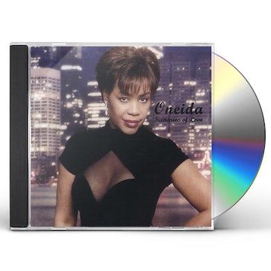 Oneida SCENARIOS OF LOVE CD