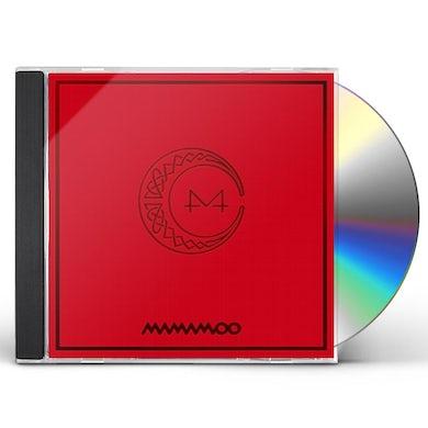 MAMAMOO RED MOON CD