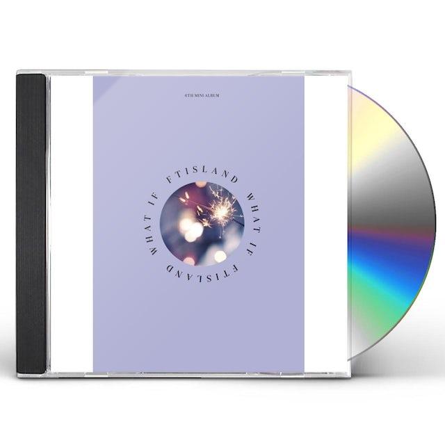 FTISLAND WHAT IF CD