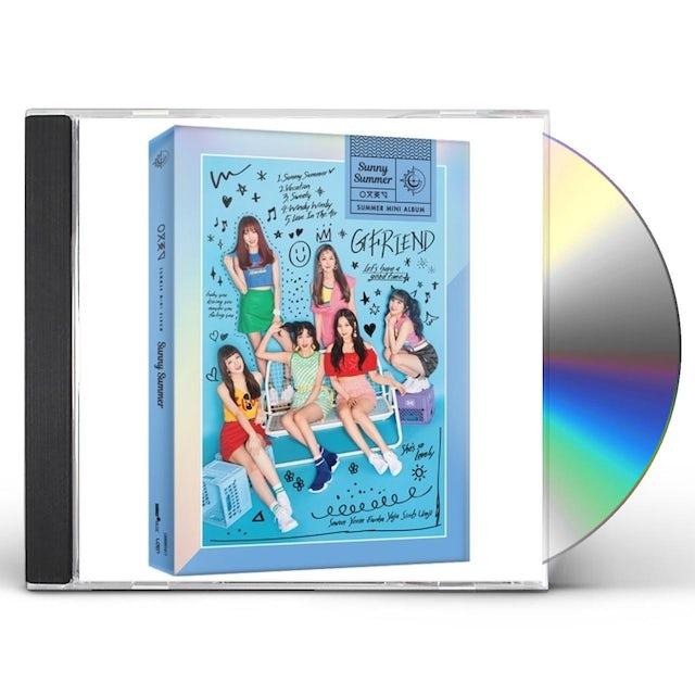 GFRIEND SUNNY SUMMER (SUMMER VERSION) CD