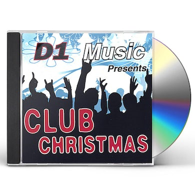 D1 Music CLUB CHRISTMAS CD