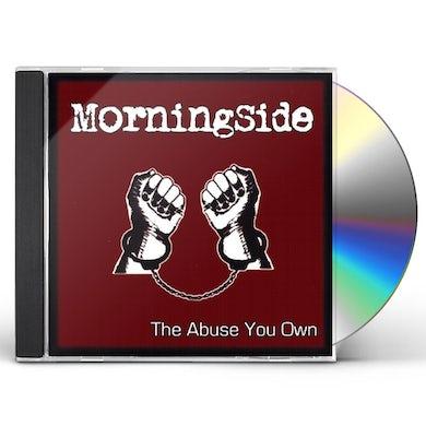 Morningside ABUSE YOU OWN CD