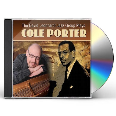 David Leonhardt PLAYS COLE PORTER CD