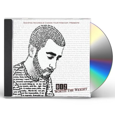 Biz WORTH THE WEIGHT CD