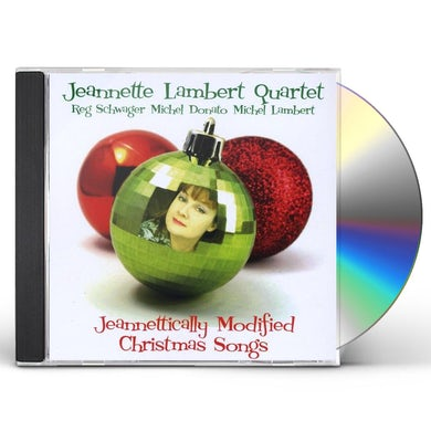 Jeannette Lambert JEANNETTICALLY MODIFIED CHRISTMAS SONGS CD