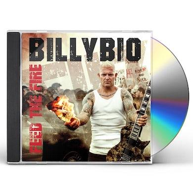 Billybio FEED THE FIRE CD