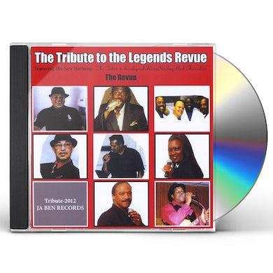 Jim Bennett TRIBUTE TO THE LEGENDS/SENDING BACK THEIR LOVE CD