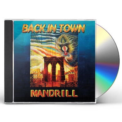 Mandrill Back In Town CD