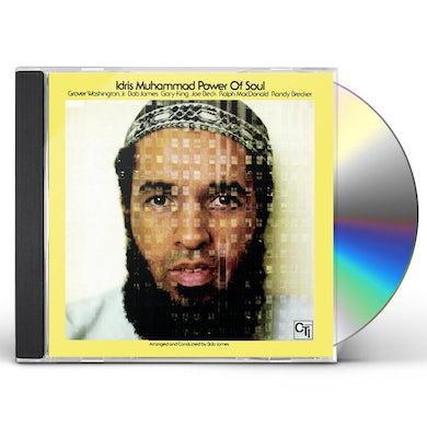 Idris Muhammad POWER OF SOUL CD
