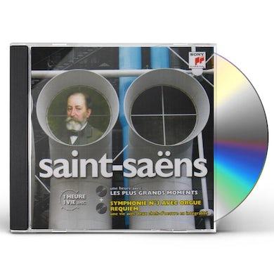 Saint-Saens UNE HEURE UNE VIE CD