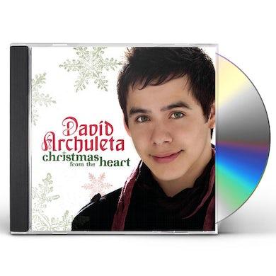 David Archuleta CHRISTMAS FROM THE HEART CD