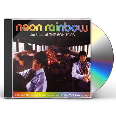 Box Tops NEON RAINBOW-THE BEST OF THE CD