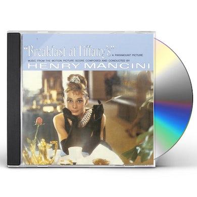 Henry Mancini BREAKFAST AT TIFFANYS CD