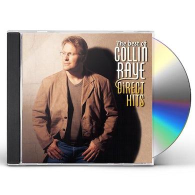 BEST OF COLLIN RAYE: DIRECT HITS CD