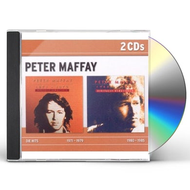 Peter Maffay DIE HITS 1971 - 1985 CD