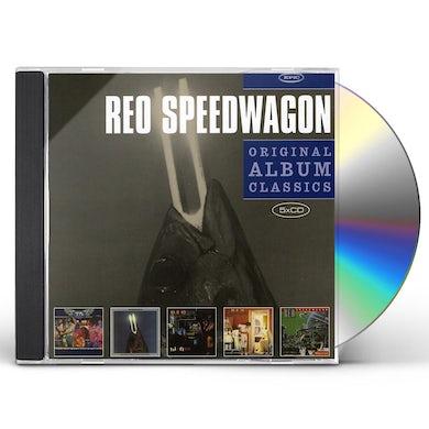 Reo Speedwagon ORIGINAL ALBUM CLASSICS CD