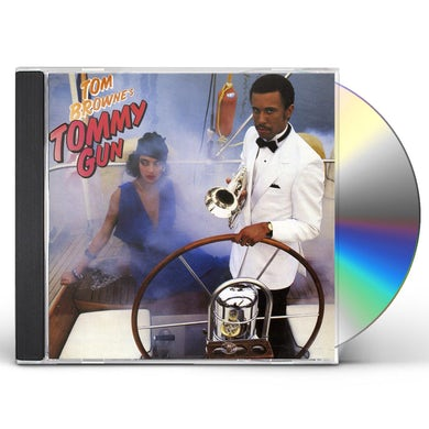 Tom Browne TOMMY GUN (BONUS TRACKS EDITION) CD