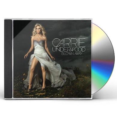 Carrie Underwood BLOWN AWAY CD
