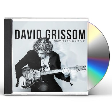 David Grissom HOW IT FEELS TO FLY CD