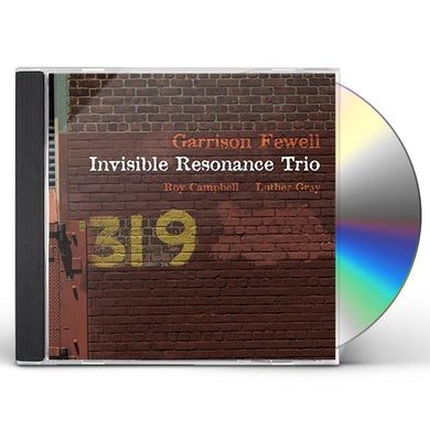 Garrison Fewell INVISIBLE RESONANCE TRIO CD
