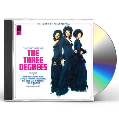 THREE DEGREES: VERY BEST OF CD
