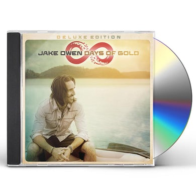 Jake Owen Days of Gold [Deluxe Edition] CD