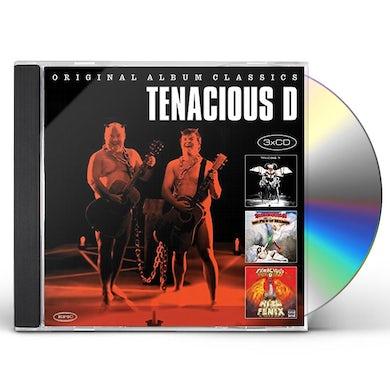 Tenacious D ORIGINAL ALBUM CLASSICS CD