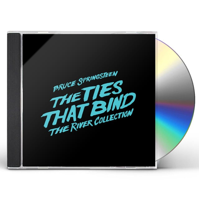 Bruce Springsteen THE TIES THAT BIND: THE RIVER COLLECTION CD