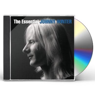 ESSENTIAL JOHNNY WINTER CD