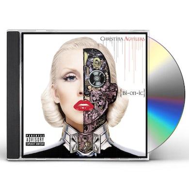 Christina Aguilera BIONIC CD