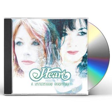 HEART PRESENTS A LOVEMONGER'S CHRISTMAS CD