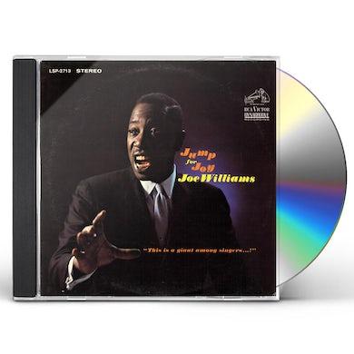 Joe Williams JUMP FOR JOY CD