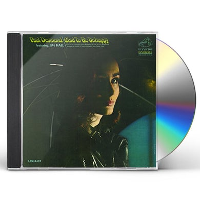 Paul Desmond GLAD TO BE UNHAPPY CD