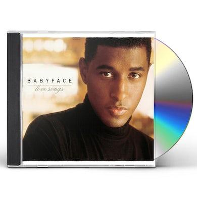 Babyface LOVE SONGS CD