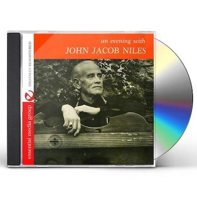AN EVENING WITH JOHN JACOB NILES CD