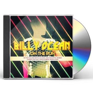 Billy Ocean ON THE RUN CD